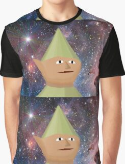 Elf In Space Graphic T-Shirt