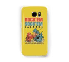 ROCK 'EM, SOCK 'EM JAEGERS Samsung Galaxy Case/Skin