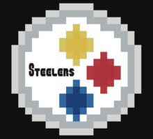 Steelers Logo 3nigma by CrissChords
