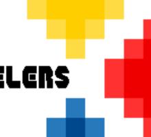 Steelers Logo 3nigma Sticker