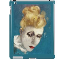 Selfish Jean iPad Case/Skin
