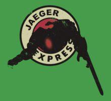 Jaeger Express [Grunge] by SergioDoe