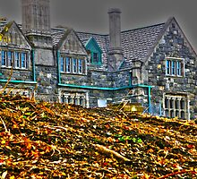 Glitter That Was Once Gold - Gould / Guggenheim Estate by Kevin Durst