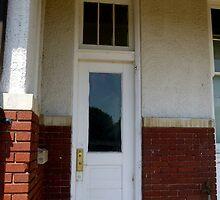 Jim Crow Door by WildestArt