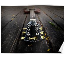1967 Gibson SG Poster