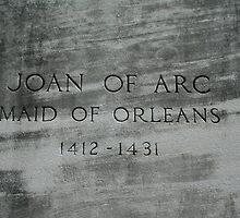 Joan Of Arc by m12jon64