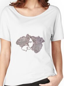Antarctic Gemini by Emily Laird Women's Relaxed Fit T-Shirt