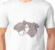 Antarctic Gemini by Emily Laird Unisex T-Shirt