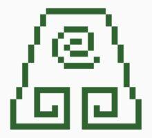 8bit Earth Kingdom Emblem 2 - 3nigma by CrissChords