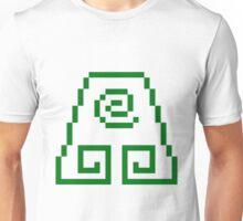 8bit Earth Kingdom Emblem 2 - 3nigma Unisex T-Shirt