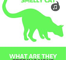 Friends Smelly Cat Poster by ImEmmaR