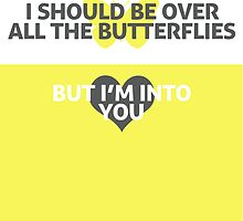 Paramore Still Into You Lyric Poster by ImEmmaR