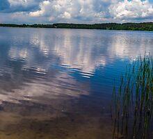 Lake Kalviai by Errne