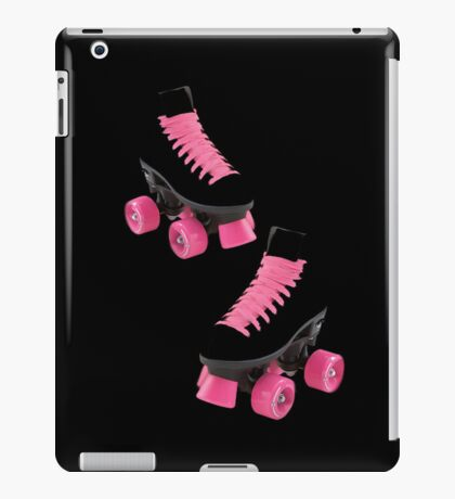 ❤ 。◕‿◕。 I LUV ROLLER  SKATES & ROLLER SKATING IPAD CASE❤ 。◕‿◕。  iPad Case/Skin