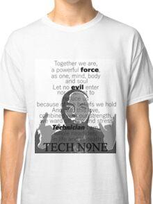 Tech N9ne  - The Pledge Classic T-Shirt
