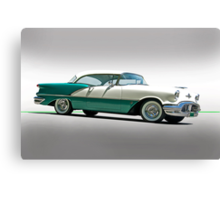 1956 Oldsmobile Rocket 88 Canvas Print