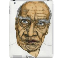 Wilko Johnson iPad Case/Skin