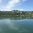 Mountain Lake Norway Bergen Oslo by SoulSparrow