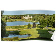 dromoland castle hotel golf club county clare ireland Poster