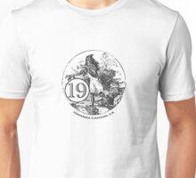 LOGO WITH TOPANGA Unisex T-Shirt