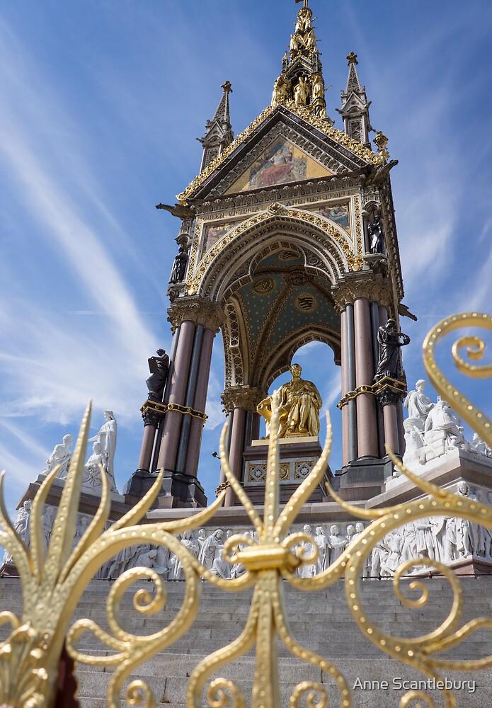 albert monument by Anne Scantlebury