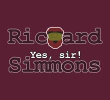 Richard Simmons by Zambina