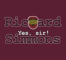 Richard Simmons by Zambina