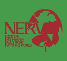 NERV Baby Tee