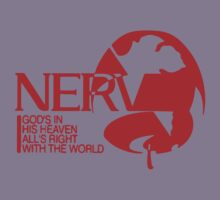 NERV Kids Tee
