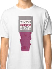 POWER in your POCKET Classic T-Shirt