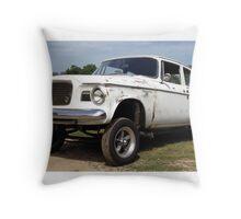 1959 Studebaker Lark Gasser Throw Pillow