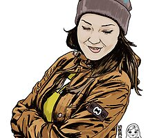 #girlsinweirs by casualco