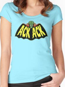 ACK ACK! Women's Fitted Scoop T-Shirt