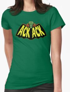 ACK ACK! Womens Fitted T-Shirt
