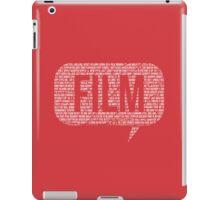 FIlm Lingo iPad Case/Skin