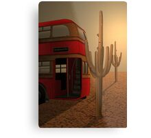Disassociated Metal Print