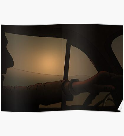 Driving Poster