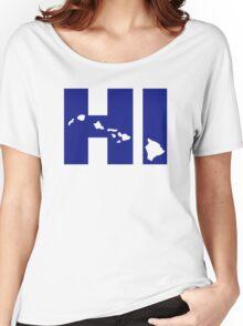 Hawaii Women's Relaxed Fit T-Shirt