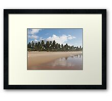 Have you been to Bahia? Framed Print