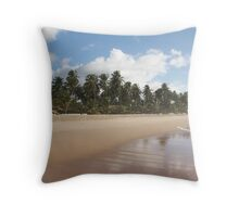 Have you been to Bahia? Throw Pillow