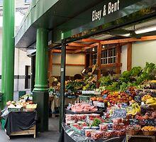 boroughs market by Anne Scantlebury