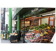 boroughs market Poster