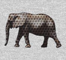 holy elephant One Piece - Short Sleeve