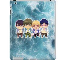 Free! group ipad iPad Case/Skin