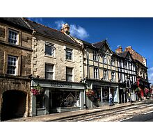 Newgate Street Morpeth Photographic Print