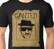 Wanted - Heisenberg Unisex T-Shirt