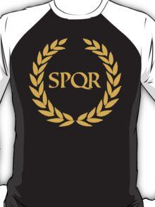 Camp Jupiter - SPQR T-Shirt