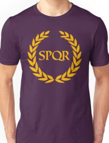 Camp Jupiter - SPQR Unisex T-Shirt