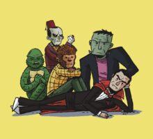 The Monster Club Kids Tee