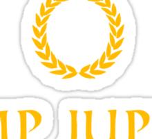 Camp Jupiter Sticker